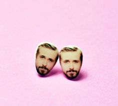 ABSOLUTELY. Ryan Gosling Studs. Or just Stud Studs. | 20 Secret Santa Ideas and Gifts Your Office Friends Will Actually Want | Bustle