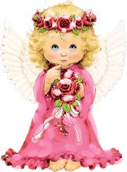 Ange, illustration de Ruth Morehead, que j'ai retravaillé afin d'en obtenir… Angel Illustration, Cute Illustration, Christmas Angels, Christmas Art, Christmas Flowers, My Cute Love, Ariana Grande Drawings, Angel Drawing, My Guardian Angel