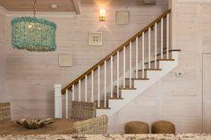 stair and send floor rail