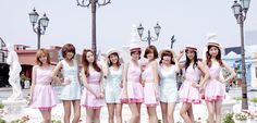 SNSD Girls Generation pink