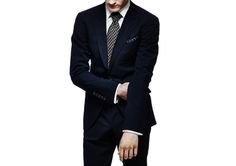 Tom Ford CLASSIC FIT CLASSIC COLLAR FRENCH CUFF SHIRT - Evening Accessories | TomFord.com