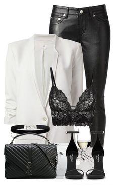 Moda preto e branco – Fashion High Waist Shorts Women Classy Outfits, Chic Outfits, Sport Outfits, Fashion Outfits, Fashion Trends, Fashion Clothes, Fashion Fashion, Trendy Fashion, Fashion Ideas