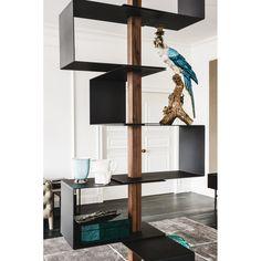 Tokyo Bookcase, Contemporary Living Room Design at Cassoni.com