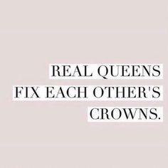 Are you a #queen  #watchherwork
