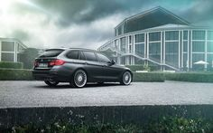 #BMW #F30 #F31 #D3 #Sedan #Touring #ALPiNA #BiTURBO #Facelift
