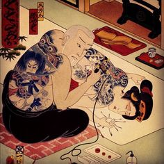 hiroshi hirakawa | Tumblr