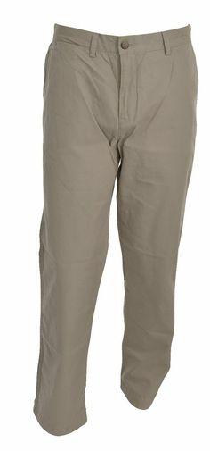 Tommy Hilfiger Mens Pants Academy 34x32 Classic Fit Chino Khaki Cotton Gray NEW