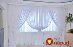 Nie je len do cesta: Prášok do pečiva je pre vašu domácnosť malým zázrakom! Valance Curtains, Ale, Home Decor, Videos, Home Tips, Houses, Recipes, Decoration Home, Room Decor