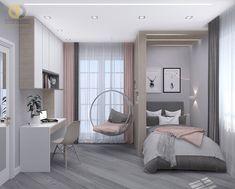 Teen Bedroom Designs, Bedroom Decor For Teen Girls, Room Design Bedroom, Room Ideas Bedroom, Home Room Design, Small Room Bedroom, Home Decor Bedroom, Study Room Decor, Small Room Design