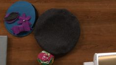 Jill Case teaches you how to stitch a wool beret in this video.