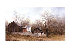 North of New Hope Fine-Art Print by Ray Hendershot at UrbanLoftArt.com