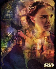 Star Wars: Saga by ~jdesigns79
