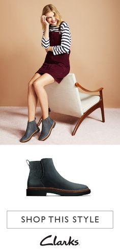 45 Best Holiday Fashion images | Clarks, Holiday fashion, Boots