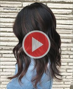 Violet Black Hair Color, Black Hair With Highlights, Hair Color For Black Hair, Brown Hair Colors, Chocolate Highlights, Chocolate Brown Hair Color, Brunette Hair, My Hair, Short Hair Styles