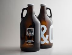 Steel & Oak design by Also Known As