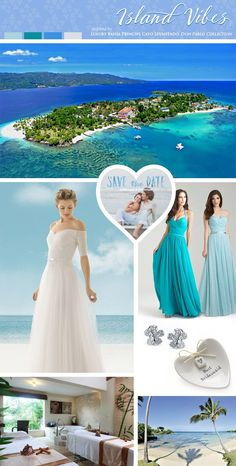 Stylish Destination Weddings with Apple Vacations — featuring Bahia Principe Hotels & Resorts Beach Wedding Colors, Sunset Wedding, Wedding Pics, Wedding Styles, Wedding Ideas, Bridal Gowns, Wedding Gowns, Apple Vacations, Destination Wedding Inspiration