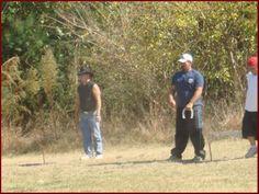 Eastville Volunteer Fire Company (VA) Horseshoe Tournament #fire #setcom #fun&games