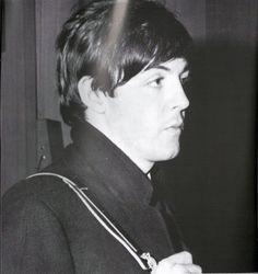 Paul in early 1964 <3