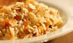 Receitas deliciosas de arroz para Natal e Ano Novo - Culinária - MdeMulher - Ed. Abril