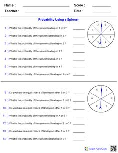 1000+ images about MaTh PrObAliTy on Pinterest | Statistics ...