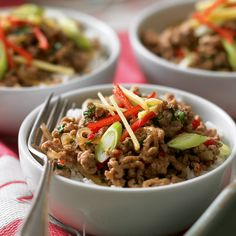 You won't miss your Chinese takeaway once you've tucked into this hearty, budget-friendly szechuan pork recipe.