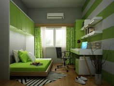Kids Room//folding bed//design by cart project indonesia