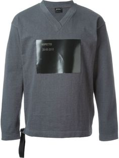 JIL SANDER V Neck Sweater. #jilsander #cloth #sweater