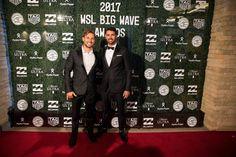 Francisco Porcella, il surfista italiano premiato con il WSL Big Wave Awards 2017