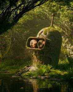 Digital Art Series: Pop Culture Dystopia