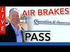 YouTube Cdl Test, Air Brake, Question And Answer, Presentation, Videos, Youtube, Youtubers, Youtube Movies