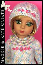 """OOAK Outfit for Tonner Patsy 10"""" Ann Estelle Doll by Maggie"""