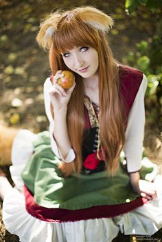 Holo (Spice and Wolf) #Connichi2012