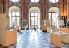 Die Designkuratorin und Ausstellungsdesignerin Alice Stori Liechtenstein öffnet seit 2015 ihr Schloss Hollenegg für junge Designschaffende und Besucher – jeweils zum Grazer Designmonat im Mai.