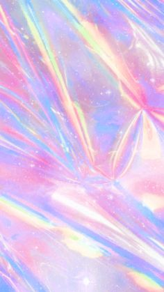 Find images and videos about pink, wallpaper and pastel on we heart it - th Iphone Background Wallpaper, Pink Wallpaper, Galaxy Wallpaper, Cool Wallpaper, Pastel Background, Holographic Wallpapers, Holographic Background, Hologram Colors, Aesthetic Pastel Wallpaper