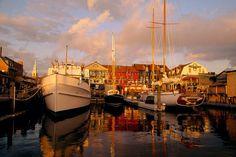Bowen's Wharf Marina       #VisitRhodeIsland
