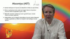 Rainbow Reiki Norge: 5. Alasontiya (AST)