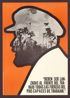Poster On, Poster Prints, Hard Edge Painting, Visit Cuba, Propaganda Art, Cuba Travel, Social Awareness, Guerrilla, Revolutionaries
