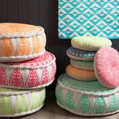 Nomad Pouf | Home Decor and Gifts | Living | Categories | Pillow Talk