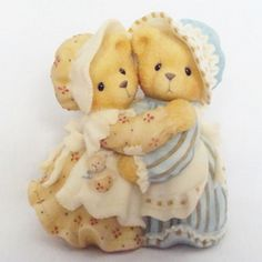 Cherished Teddies  ~  HALEY & LOGAN ... Sisters and Hugs  *  NEW From Our Shop