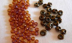 Pic To work , we need to : colored beads Czech ( can be 4 different colors ), grams ( hereinafter abbreviated as fl. Wooden Dolls, Bead Crochet, Bead Weaving, Different Colors, Spiral, Jewelry Making, Pendants, Pendant Necklace, Glass
