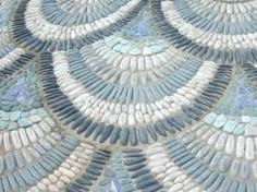 pebble mosaic path -  : More Pins At FOSTERGINGER @ Pinterest