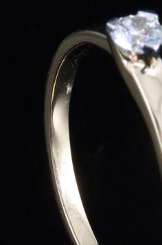 Diamond Ring of NOF from Nisgav Diamonds Collection