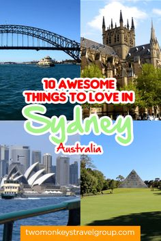 Sydney has always been on my bucket list - its stature as one of the most livable cities in the world. Here are the Things to Love in Sydney