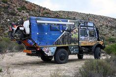 Alu-Cab Africa - Custom Trucks