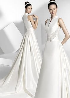 Franc Sarabia 2013 Collection | How I Met My Wedding Dress