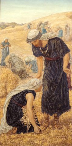 Thomas Matthews Rooke Ruth and Boaz 1876–7