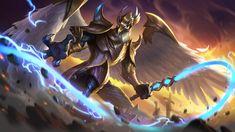 Kumpulan Wallpaper HD Mobile Legends Part III - Irumira Hero Wallpapers Hd, Moba Legends, The Legend Of Heroes, Mobile Legend Wallpaper, All Hero, Dracula, Mobiles, Fantasy Art, Anime Art