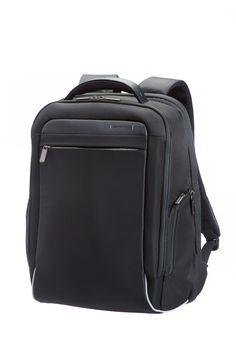 "Spectrolite Black Laptop Backpack 16"" or 17.3"" #Samsonite #Spectrolite #Travel #Suitcase #Luggage #Strong #Lightweight #MySamsonite #ByYourSide"