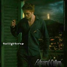The Twilight Saga New Moon Pic Of Edward Cullen ❤