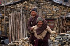 Tibetan old man by Sergey Sirotin on 500px